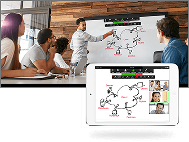 Boost team efficiency with smart sharing for real-time collaboration.